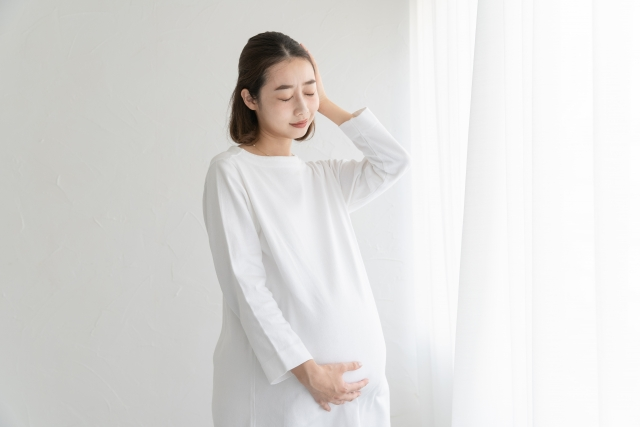 妊娠 後期 体温